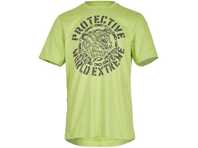 Protective Spirit Bear Camiseta Hombre, green